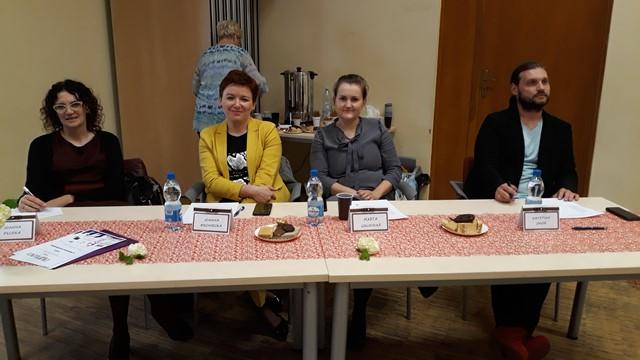 III Konkurs Recytatorski w CETSie w Krośnicach